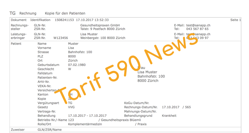 rechnungsformular tarif 590